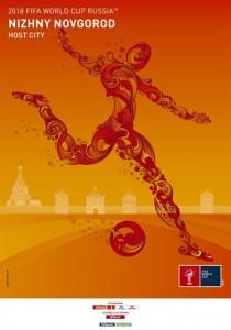 Poster Nizhny Novgorod