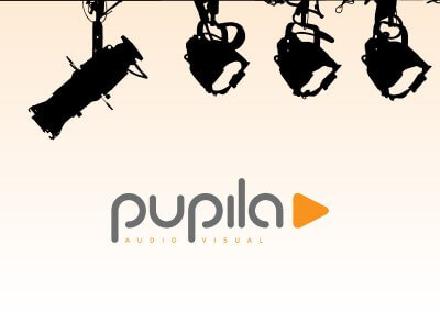 Site Pupila Audiovisual